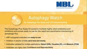 Autophagy Watch